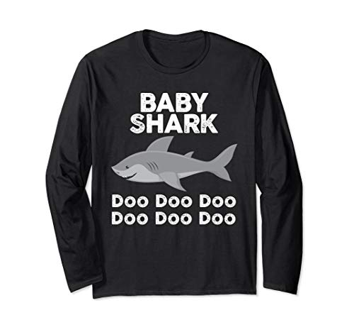 Baby Shark Doo Doo Doo Long Sleeve -