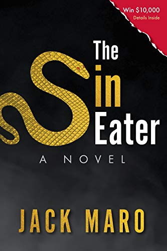 New Release thriller with a 95% flash price cut!The Sin Eater by Jack Maro