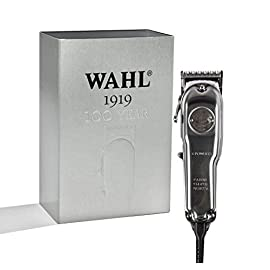 Wahl Professional Limited Edition 100 Year Clipper #81919 - Great for Professional Stylists & Barbers - 100 Years of Tradition - 41FC01xnLQL - Wahl Professional Limited Edition 100 Year Clipper #81919 – Great for Professional Stylists & Barbers – 100 Years of Tradition