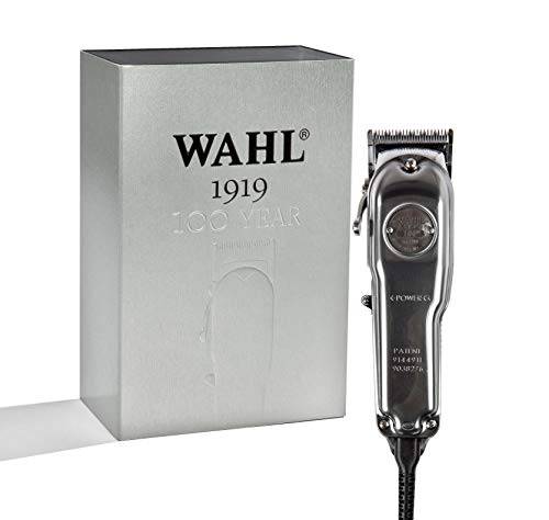 Wahl Professional Limited Edition 100 Year Clipper #81919 - Great for Professional Stylists & Barbers - 100 Years of Tradition ()