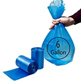 Cand 6 Gallon Garbage Bags, 240 Counts