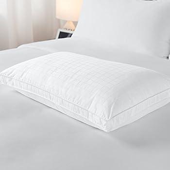 Amazon Com Sobella Best Side Sleeper Pillow Hotel