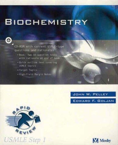 R.E.A.D Rapid Review: Biochemistry DOC