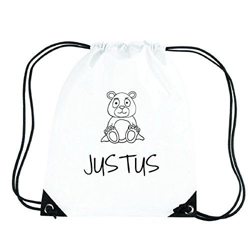 JOllipets JUSTUS Turnbeutel Sport Tasche PGYM5546 Design: Bär QXQOQ