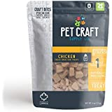 Pet Craft Supply Naturally Wholesome Single Animal Source Protein Rich Treats - Chicken