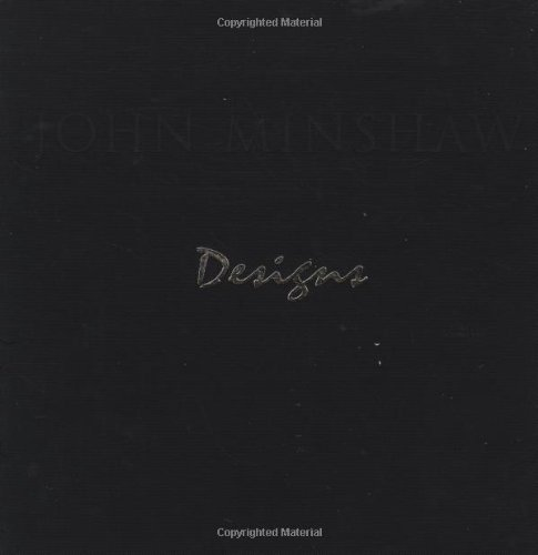 John Minshaw Designs ebook