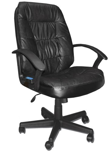 amazon com comfort products 60 5298 four motor massage office chair