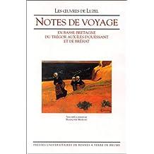 Notes de voyage en Basse-Bretagne