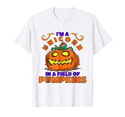Unicorn Halloween Shirts for Girls
