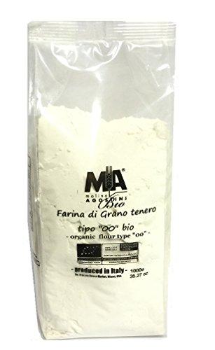 Farina Di Grano Tenero Tipo 00 Biologica (Organic Type 00 Pizza Flour) 1 kg
