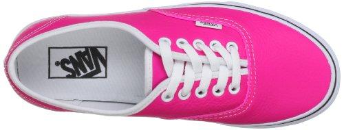Vans U Authentic, Zapatillas De Deporte Unisex Rosa (Pink)