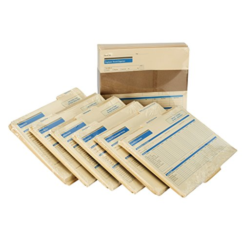 ComplyRight Employee Record Organizer 6 Folder Set, 25 Sets