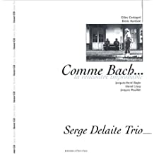 COMME BACH + CD