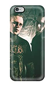 Iphone 6 Plus Hard Back With Bumper Silicone Gel Tpu Case Cover Combichrist