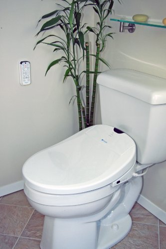 Brondell S900 Ew Swash 900 Advanced Bidet Elongated Toilet