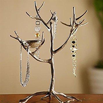 (Jewelry Tree with Nest)