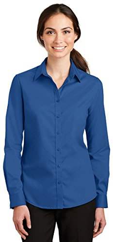 Port Authority - Camisas - para mujer True Blue