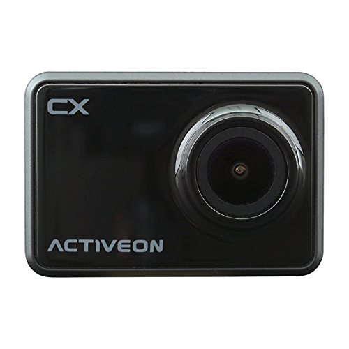 ACTIVEON CX 1080p Action Camera Kit w/Waterproof Housing 32GB microSDHC Card 2x Activeon