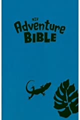Adventure Bible, NIV by Lawrence O. Richards (2008-06-17) Imitation Leather