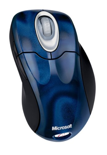 Microsoft Wireless Intellimouse Explorer for Windows (Cobalt (Microsoft Wireless Intellimouse Explorer)