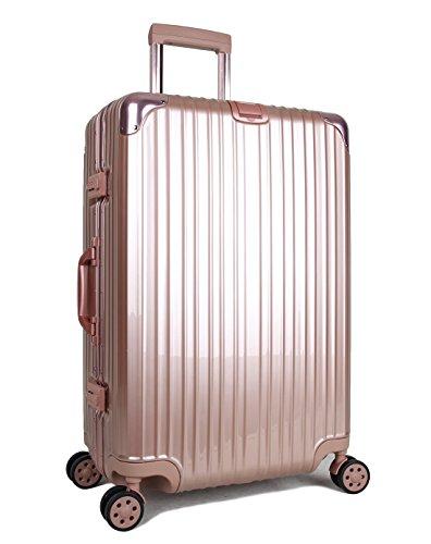 Buy aluminum luggage