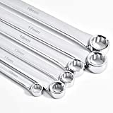 Extra Long Box End Wrench Set, Metric Combination