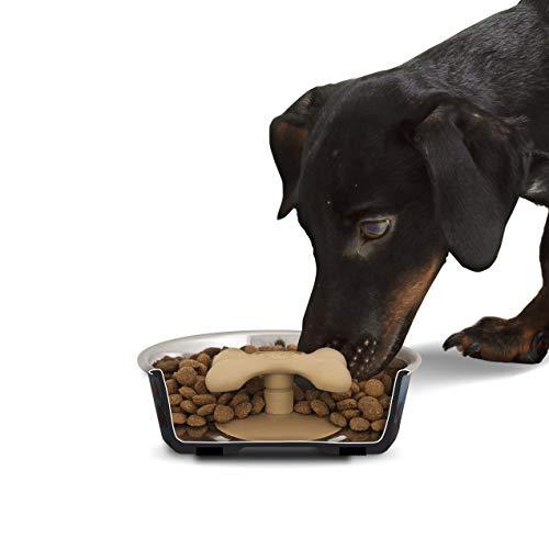 Loving Pets Gobble Stopper Slow Pet Feeding Supplies For Dogs Medium