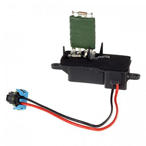 PartsSquare Heater Core Blower Motor Resistor 3A1041 RU546 89018770 Replacement for CHEVROLET C4500 C5500 C6500 C7500 KODIAK,GMC C4500 C5500 C6500 C7500 TOPKICK 2003-2009