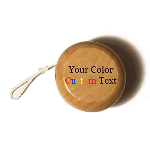 Customized Printed in Full Color Personalized Custom Wooden -