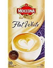 Moccona Flat White 10 Capsules 3 Pack, 3 x 435 g