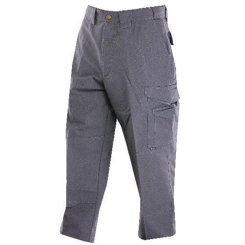 TRU-SPEC Men's 24/7 Tactical Pants, Charcoal, 34 X 30