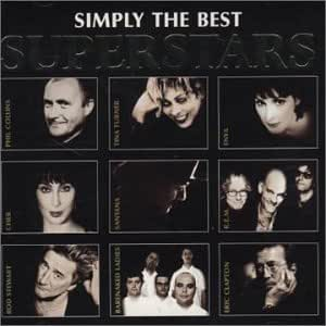 Various Artists Simply The Best Superstars Amazon Com