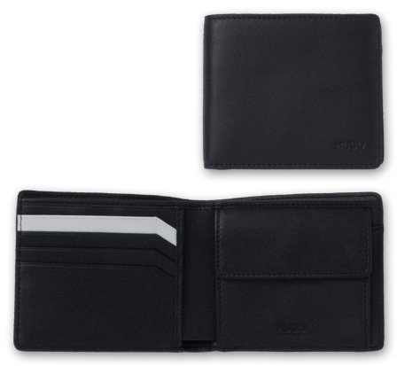 BOSS bifold bifold black BOSS wallet wallet v8vxnr