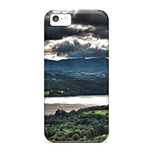 Ideal Mycase88 Cases Covers For Iphone 5c(the Lake In The District), Protective Stylish Cases