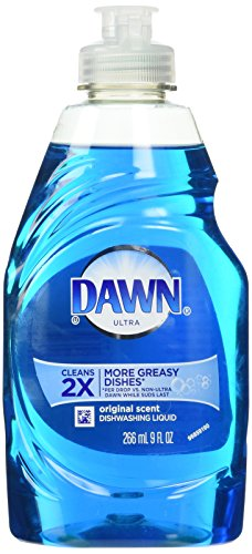Dawn Ultra Dishwashing Liquid, Original Scent, 9 Oz (Pack of (Dawn Liquid Dish Soap)