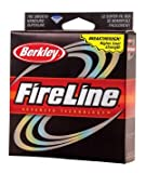 Berkley FireLine Original Fused Fishing Line 125 - yd., SMOKE, 20 LB