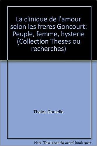 online library books ebooks tagalog e books la clinique de l amour selon les freres goncourt