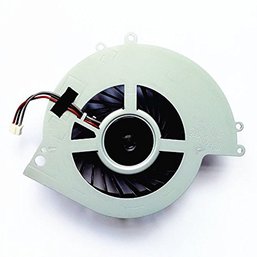 (QUETTERLEE Internal Cooling Cooler Fan Replacement SONY Playstation 4 PS4 CUH-1200 CUH-12XX CUH-1200AB01 CUH-1200AB02 CUH-1215A CUH-1215B Series KSB0912HE FAN)