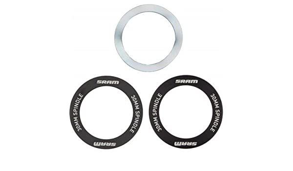 NEW SRAM BB30 Bearing Shields and Wave Washer
