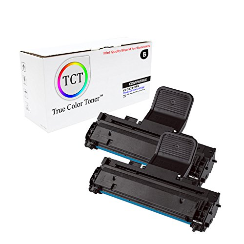 TCT Premium Compatible Toner Cartridge Replacement for Xerox 106R01159 Black Works with Xerox Phaser 3117 3122 3124 3125 Printers (3,000 Pages) - 2 ()