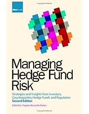Managing Hedge Fund Risk