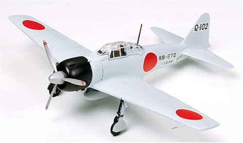 Tamiya 1/48 A6M3 Type 32 Zero Fighter TAM61025