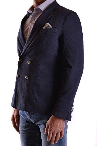 Italians Gentleman Blazer Uomo MCBI158003O Cotone Blu