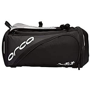 ORCA Unisex Transition Bag: Triathlon Bag (Black, OSF)
