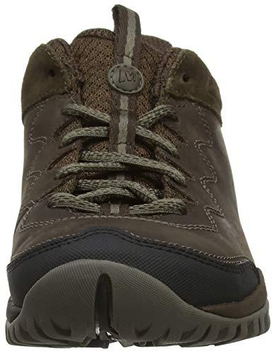 Mineral Boots Women's Mineral Brown Siren Rise LTR Q2 Traveller Merrell Hiking Low 1qgpvf