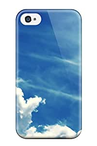Protection Case For Iphone 4/4s / Case Cover For Iphone(sky)