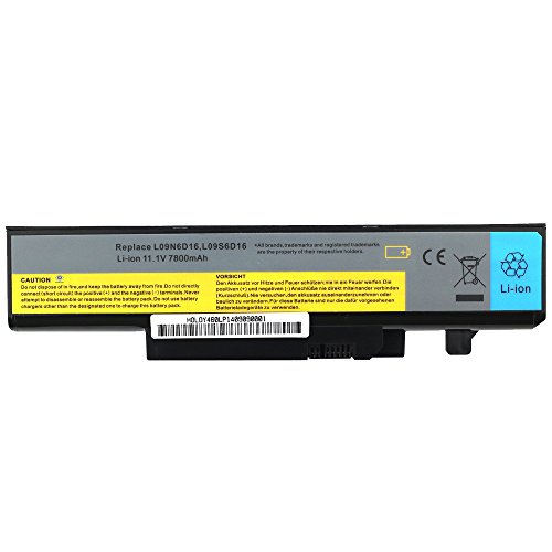 Bay Valley Parts 9-Cell 11.1V 7800mAh New Replacement Laptop Battery for LENOVO:IdeaPad Y560,IdeaPad Y560A,IdeaPad Y560A-IFI,IdeaPad Y560A-ITH,IdeaPad Y560DT-ISE,IdeaPad Y560G,IdeaPad Y560P-IFI,IdeaPad Y560P-ISE,IdeaPad Y560P-ITH,IdeaPad Y560PT-ISE,IdeaPad Y560,IdeaPad Y560A,IdeaPad Y560P,IdeaPad Y560G,IdeaPad Y560PT,IdeaPad Y560DT