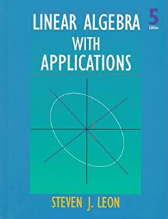 Linear algebra with applications steven j leon 9780130337818 customers who viewed this item also viewed fandeluxe Choice Image