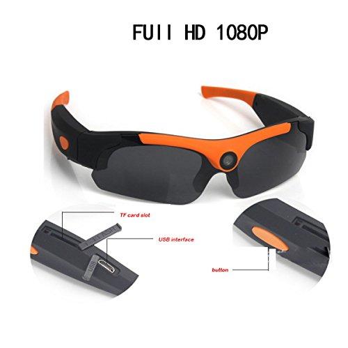 GB Digital Deportes Polarizadas Gafas Vídeo Fotos 32 1080P Tarjeta Grabador Sol Y De Vídeo De De HD Espía De Grabación 2 Cámara TF Gafas Cámara Gafas tEXZZw