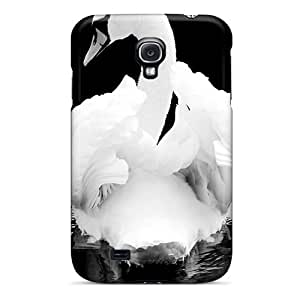 Brand New S4 Defender Case For Galaxy (swan)
